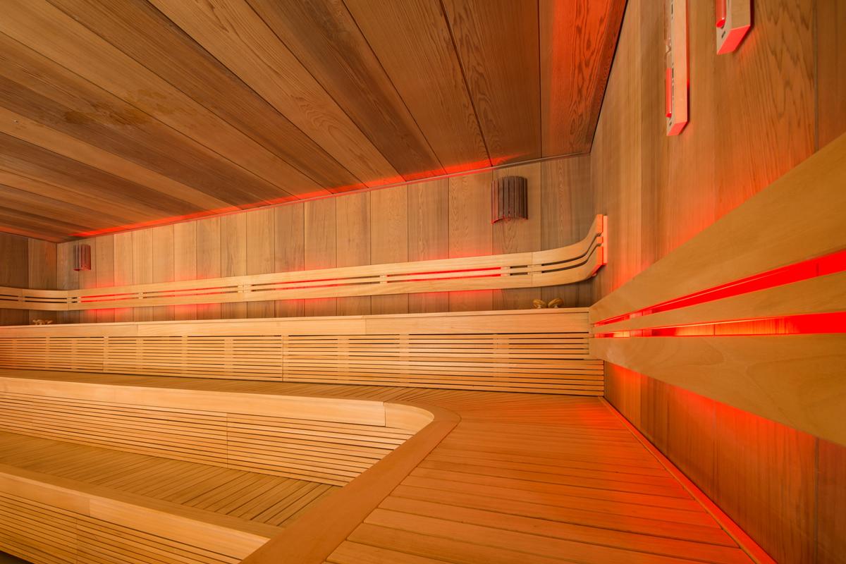 Design sauna op maat