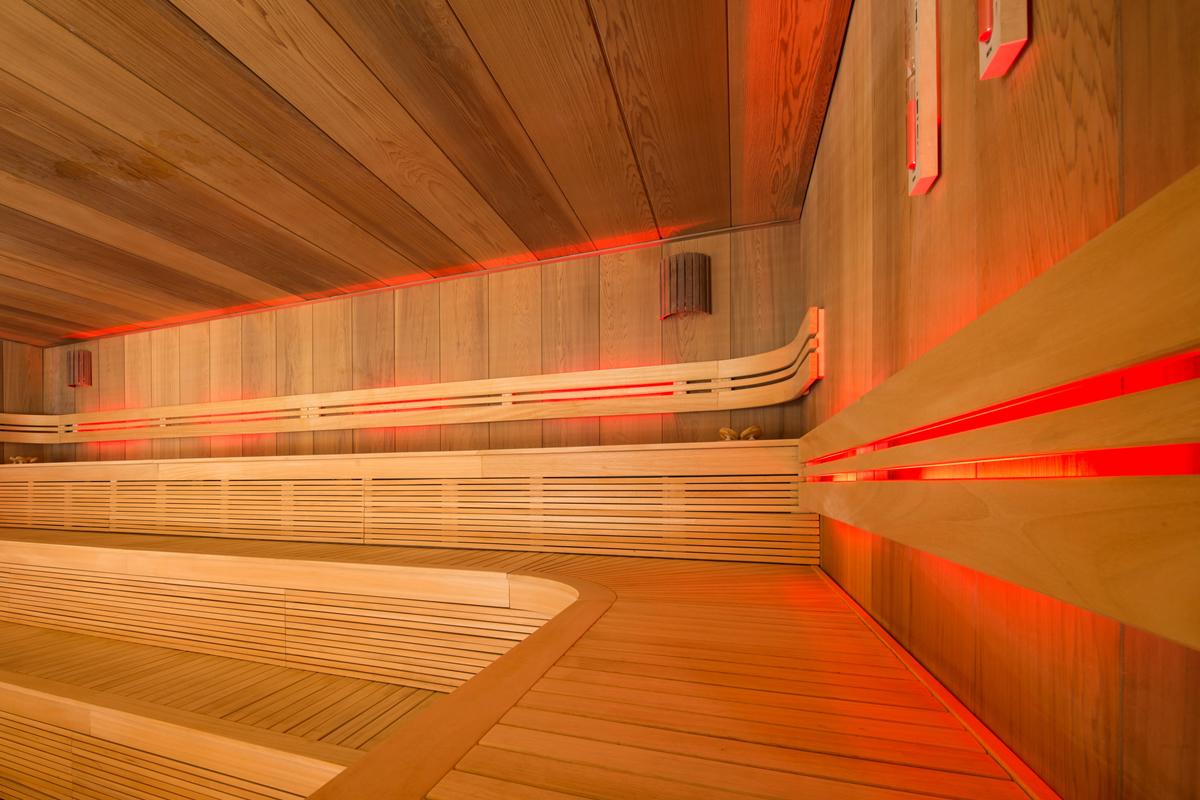 Sauna maatwerk