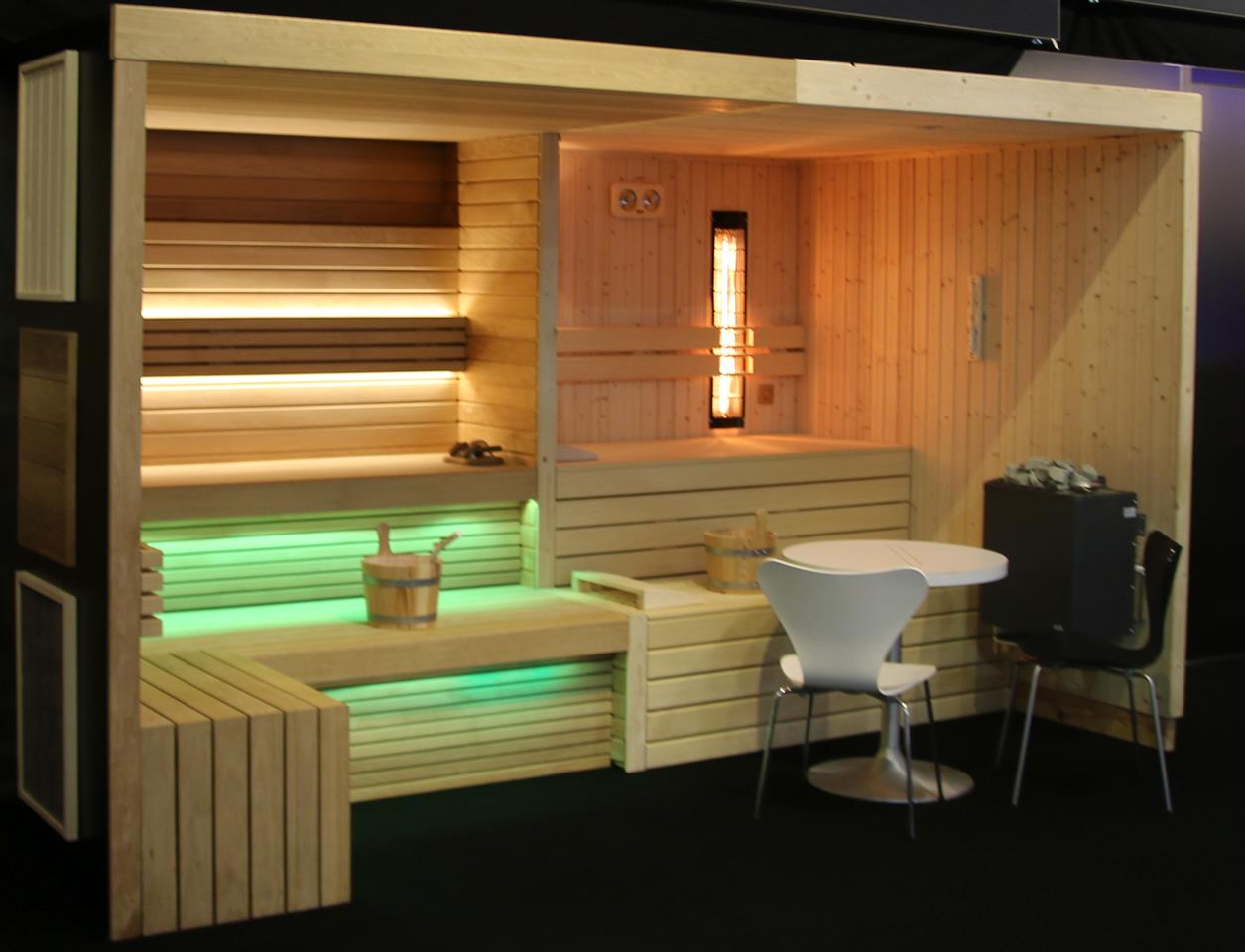 Sauna op maat laten maken of bouwen
